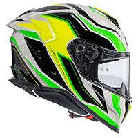 Premier Hyper Rw 6 Helmet Green Yellow - 3