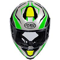 Premier Hyper Rw 6 Helmet Green Yellow - 4