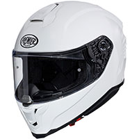 Casco Premier Hyper U8 Bianco