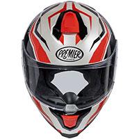 Casco Premier Hyper Rw 2 Rosso - 4