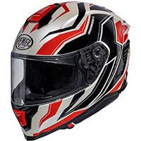 プレミア ハイパー RW 2 ヘルメット レッド