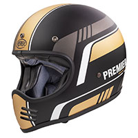 Casque Premier Mx Bl 19 Bm Or