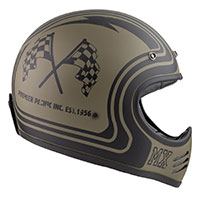 Casco Premier Mx Btr Military Bm Verde