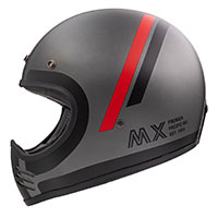 Casco Premier Mx Do 17 Bm Nero