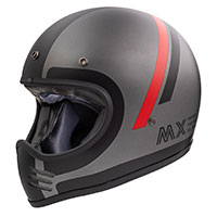 Casque Premier Mx Do 17 Bm Noir