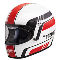 Casque Premier Trophy Bl 8 Bm Rouge