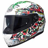 プレミアバイパー GR8 2019 ヘルメットホワイト