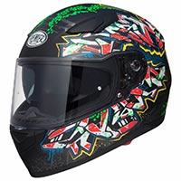 プレミアバイパー GR9 BM 2019 ヘルメットブラック