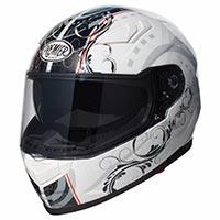 プレミアバイパー TR8 2019 ヘルメットホワイト