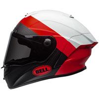 Casco Bell Race Star Flex Dlx Surge Rosso