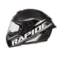 Mt Helmets Rapide Pro Carbon C2 Black Grey