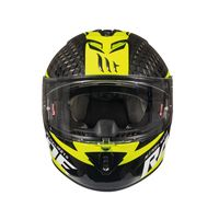 Mt Helmets Rapide Pro Carbon C3 Black Yellow