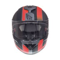 Mt Helmets Rapide Overtake B1 Matt Red