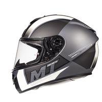 Mt Helmets Rapide Overtake B6 Matt White