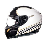 Mt Helmets Rapide Revival B1 White