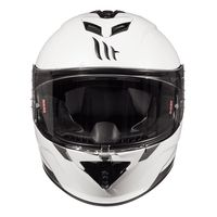 Mt Helmets Rapide Solid A0 White