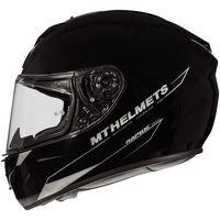 Mt Helmets Rapide Solid A1 Noir