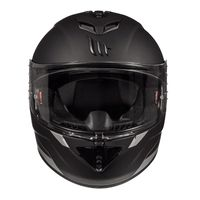 Mt Helmets Rapide Solid A1 Matt Black