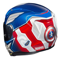 Hjc Rpha 11 Casco Integrale Captain America