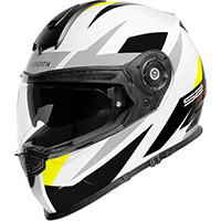 Casco Schuberth S2 Sport Polar Giallo