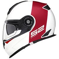 シューベルトS2スポーツReduxヘルメットレッド