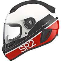 Schuberth Sr2 Formula Red