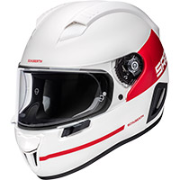 Schuberth Sr2 Horizon Helmet Red