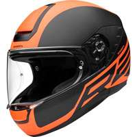 Schuberth R2 Traction Arancio