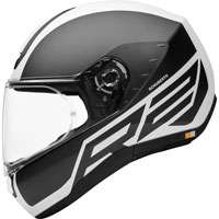 Schuberth R2 Traction White - 2