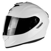 Scorpion Exo-1400 Air Solid Bianco