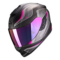 Scorpion Exo 1400 Air Attune Helmet Pink Black