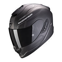Casco Scorpion Exo 1400 Carbon Air Beaux Nero