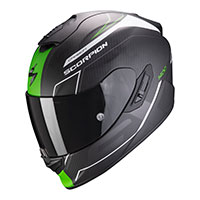 Casco Scorpion Exo 1400 Carbon Air Beaux Verde