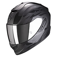 Casco Scorpion Exo 1400 Carbon Air Obscura Nero