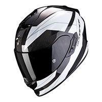 Casco Scorpion Exo 1400 Carbon Air Legione Bianco