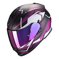 Casco Scorpion Exo-510 Air Balt Rosa Nero
