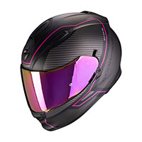 Scorpion Exo 510 Air Frame Helmet Black Pink Lady