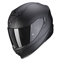 Scorpion Exo 520 Air Solid Helmet Matt Black Lady