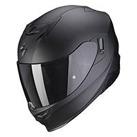 Scorpion Exo 520 Smart Air Solid Helmet Black Matt