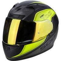 Scorpion Exo-710 Air Mugello Giallo Fluo