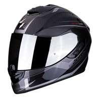 Full Face Helmet Scorpion Exo 1400 Air Carbon Esprit Grey