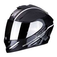 Casco Moto Scorpion Exo 1400 Air Carbon Grand Bianco