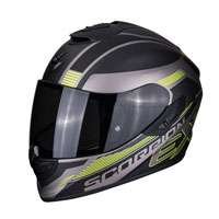 Casco Integrale Scorpion Exo 1400 Air Free Giallo Opaco