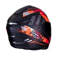 Helm Scorpion Exo 1400 Air Sylex matt rot - 4