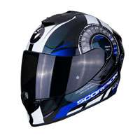 Casco Integrale Scorpion Exo 1400 Air Torque Blu
