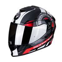 Casco Integrale Scorpion Exo 1400 Air Torque Rosso