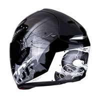 Casco Integrale Scorpion Exo 1400 Air Classy Nero - 2