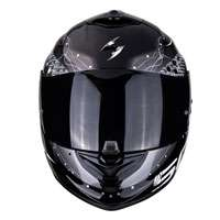 Casco Integrale Scorpion Exo 1400 Air Classy Nero - 4