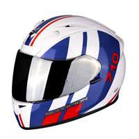 Casco Moto Scorpion Exo-710 Air Gt Blu