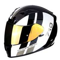 Casco Moto Scorpion Exo-710 Air Gt Nero